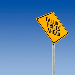 Falling Prices Ahead