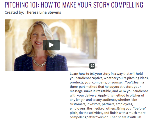 How to Make Your Story Compelling